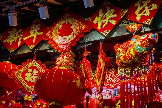 旧 正月 台湾